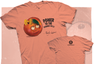 TSC Peach Tshirt