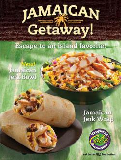 New Jamaican Jerk Bowl